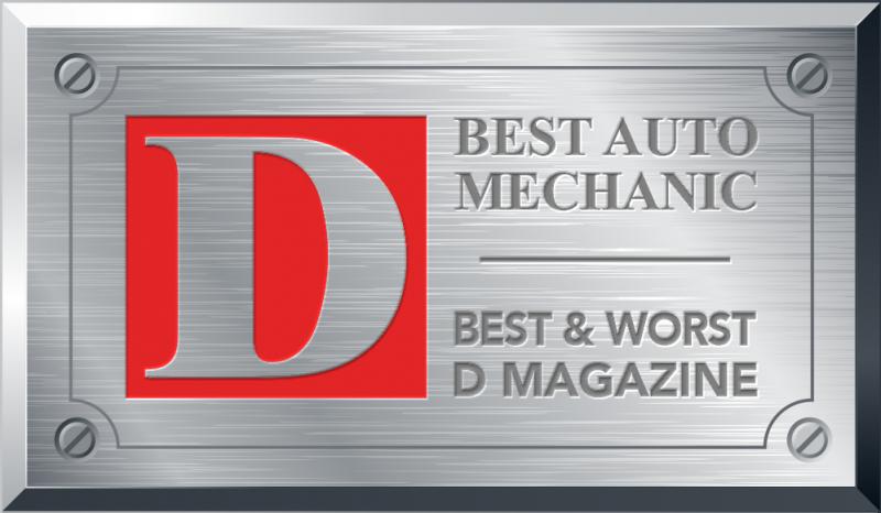 Best Mechanic in Dallas 1980